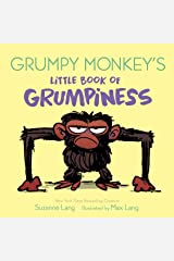 Grumpy Monkey's Little Book of Grumpiness Board book