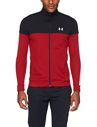 Under Armour Sportstyle Pique Track Jacket Chaqueta, Hombre