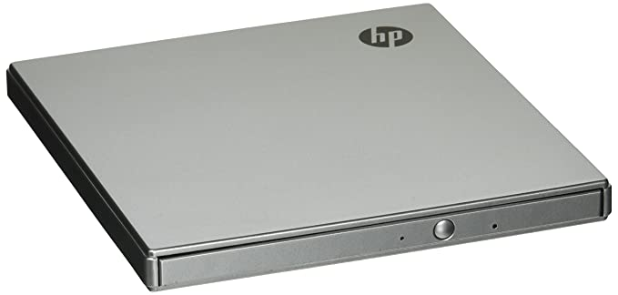 HP External Ultra-Slim Multi Format DVD/CD Writer DVD600S