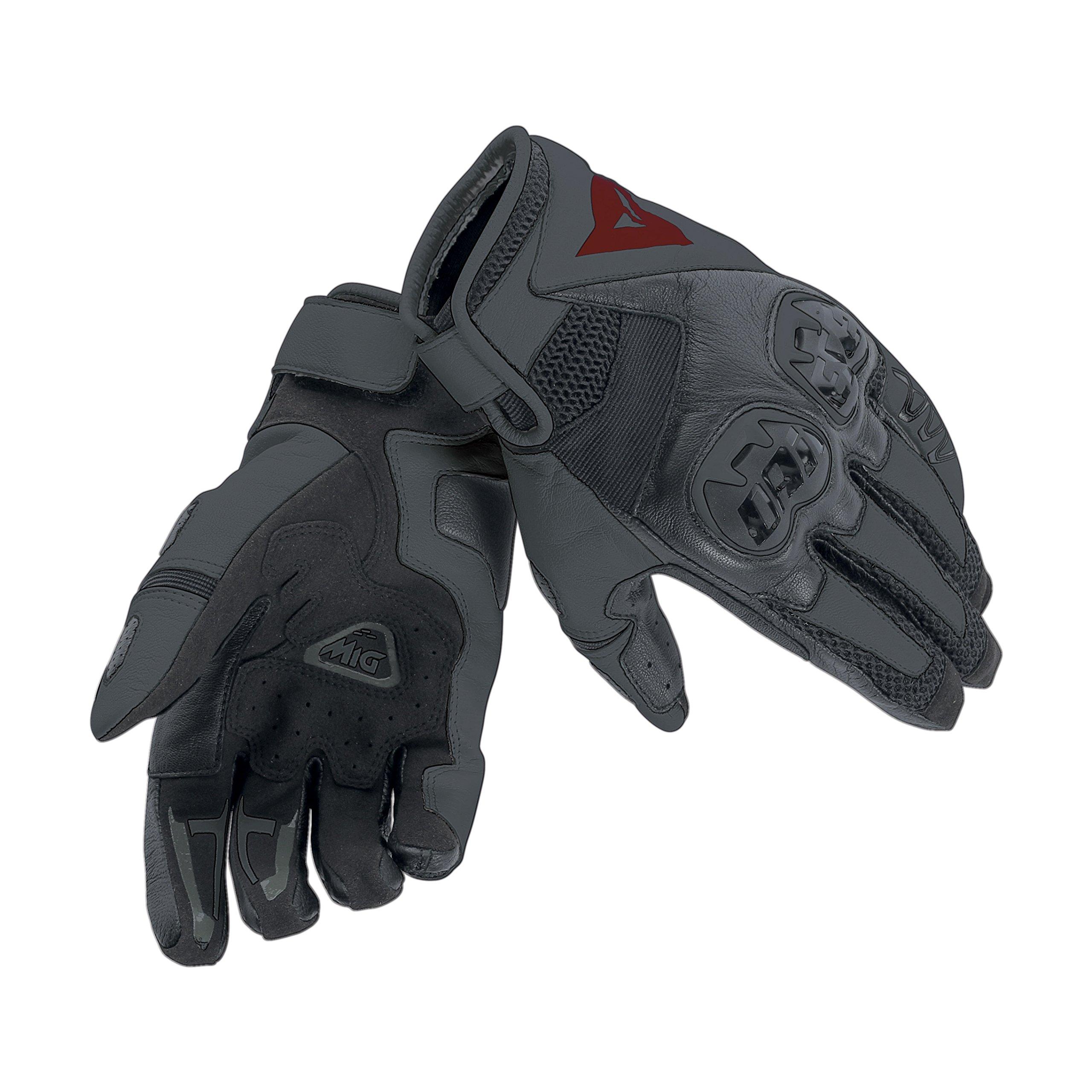 Dainese C2 MIG Unisex Gloves (X-SMALL) (UNISEX)