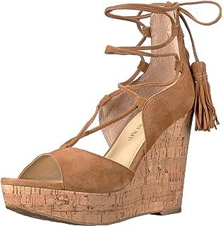 1d4808136d2 Ivanka Trump Women s Hellan3 Wedge Sandal