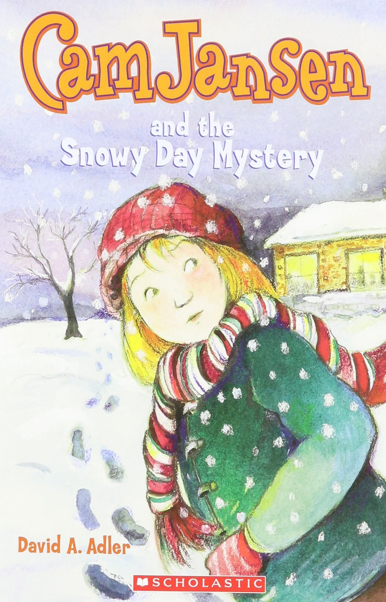 Download Cam Jansen and the Snowy Day Mystery ebook