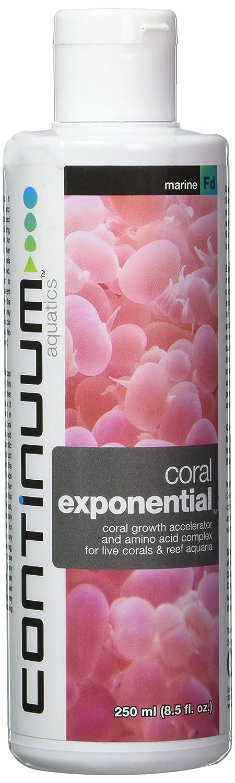 Continuum Aquatics ACO30575 Coral Exponential Accel for Aquarium, 8.5-Ounce