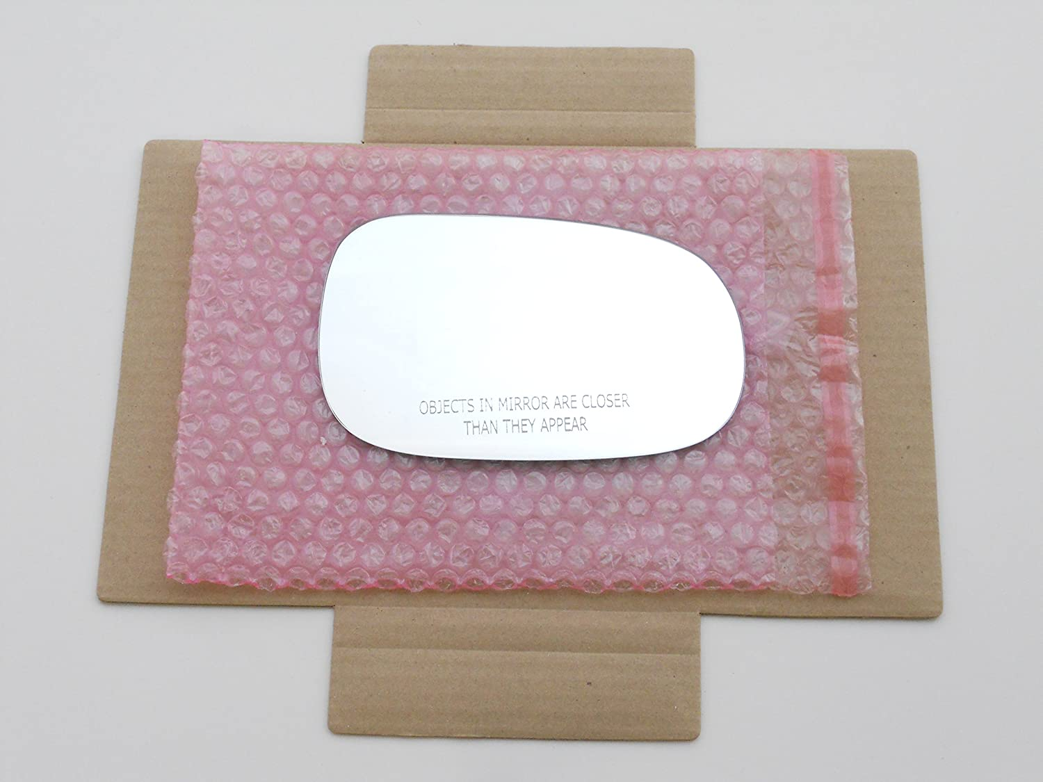 HEATED Mirror Glass with BACKING PLATE for Volvo C30 C70 S40 S60 S80 V50 V70 Passenger Side View Right RH