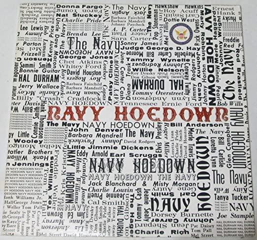Hal Durham, Norro Wilson - Navy Hoedown - 2 LP radio show hosted by Hal Durham - Amazon.com Music