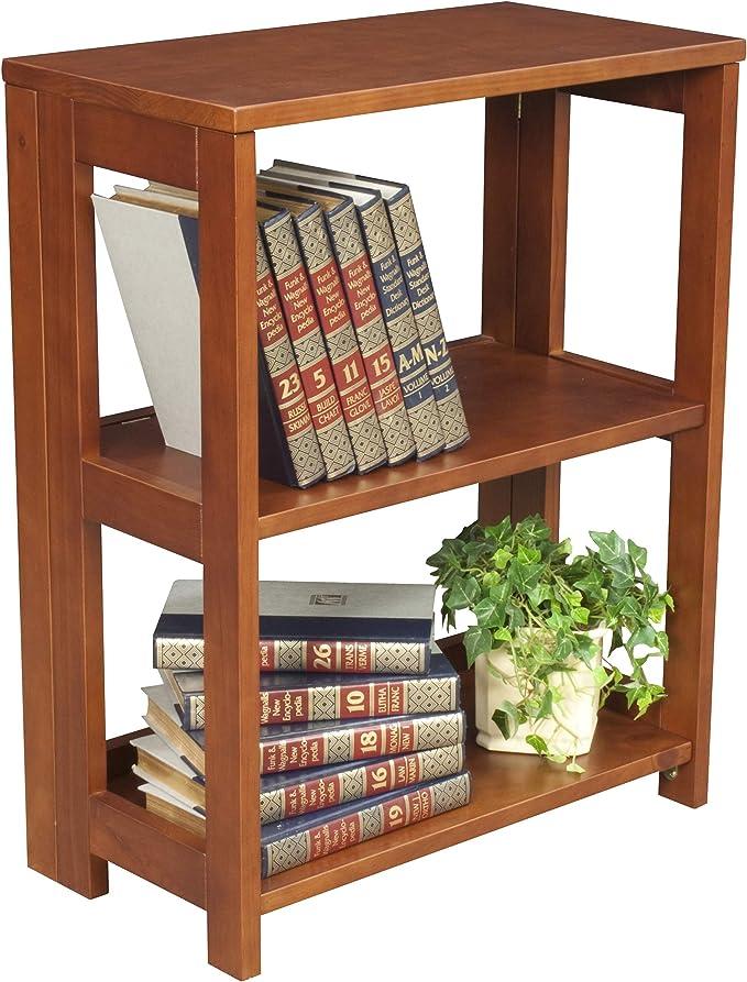 Amazon.com: Regency Flip Flop Bookcase, 28 x 22-inches, Cherry