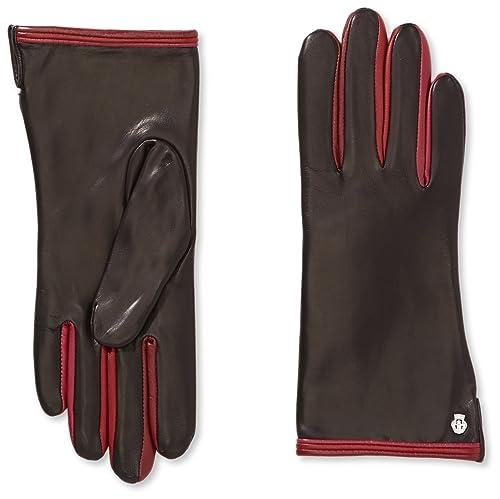 Roeckl Damen Handschuhe Colour Mix, Mehrfarbig