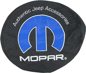 Jeep Logo Mopar Genuine Spare Tire Cover 32