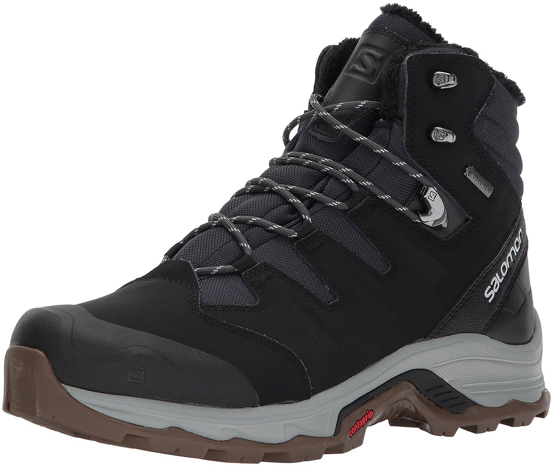 TALLA 42 2/3 EU. Salomon Quest Winter GTX, Zapatillas de Senderismo para Hombre