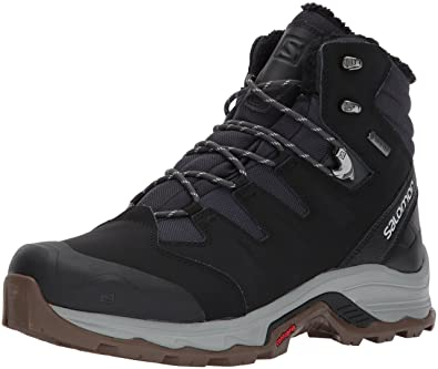 best loved c664f 310f7 Salomon Herren Quest Winter GTX Trekking-& Wanderhalbschuhe
