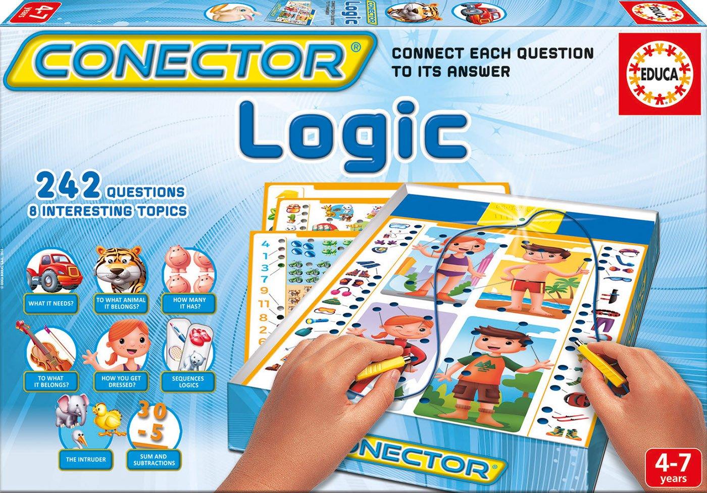 Educa Connector Logic Game
