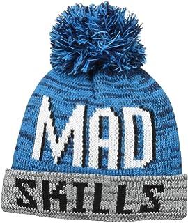 74f75ef7c6a Amazon.com  Polar Wear Boys Knit Hat with Folded Cuff   Pom Pom Cool ...