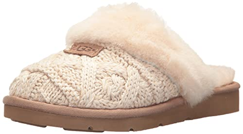 ebfdd913ff39 UGG Women's Cozy Cable Ankle Bootie, Fawn, 8 M US: Amazon.ca: Shoes ...