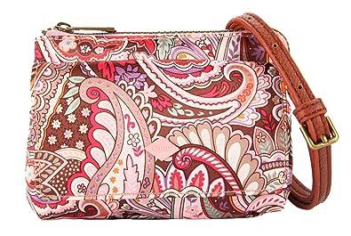 48b1b3060285f Oilily Eau de Fleurs Phone   Camera Holder Vintage Pink  Amazon.co ...