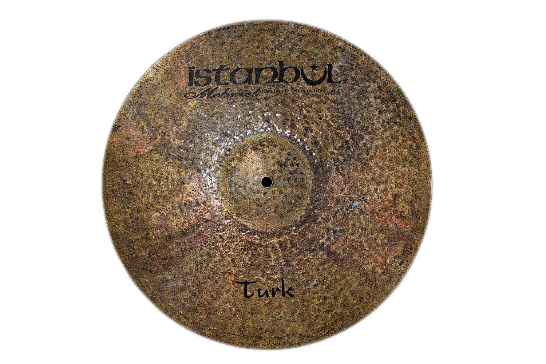 Istanbul Mehmet Cymbals Custom Series Turk Crash Cymbals CT (15
