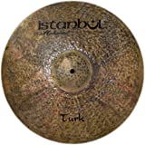 Istanbul Mehmet Cymbals Custom Series CT18 18-Inch Turk Crash Cymbal