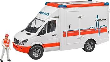 Bruder 62710 Ambulance Play Set