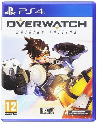 Overwatch (PS4): Amazon co uk: PC & Video Games