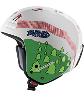 shred Basher Anti Static Need More Snow Helmet Ski 637755a42ae