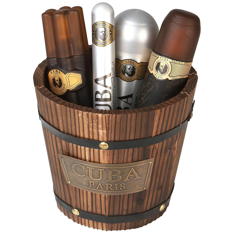 Cuba Parfüm Set – Herren