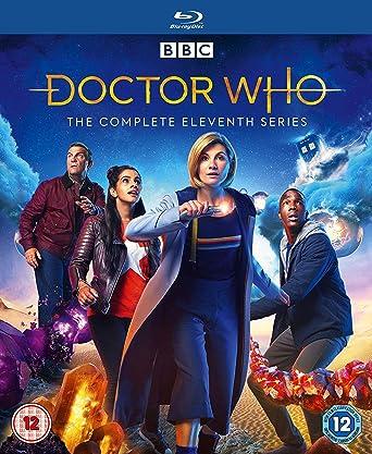 Doctor Who Series 11 Edizione: Regno Unito Italia Blu-ray: Amazon.es: Matt Smith, David Tennant, Peter Capaldi, Jenna Coleman, Nicholas Briggs, Karen Gillan, Billie Piper, Paul Kasey, Arthur Darvill, Ruari Mears: Cine y