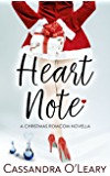 Heart Note: A Christmas romcom novella (Spritzer Chicks Book 1)
