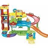 VTech 80-180004 piste de jouet électrique - pistes de jouets électriques (Multi, 1 année(s), 5 année(s), 75,3 cm, 66,6 cm, 45,1 cm)