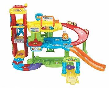 Parkgarage.. Spielzeugautos