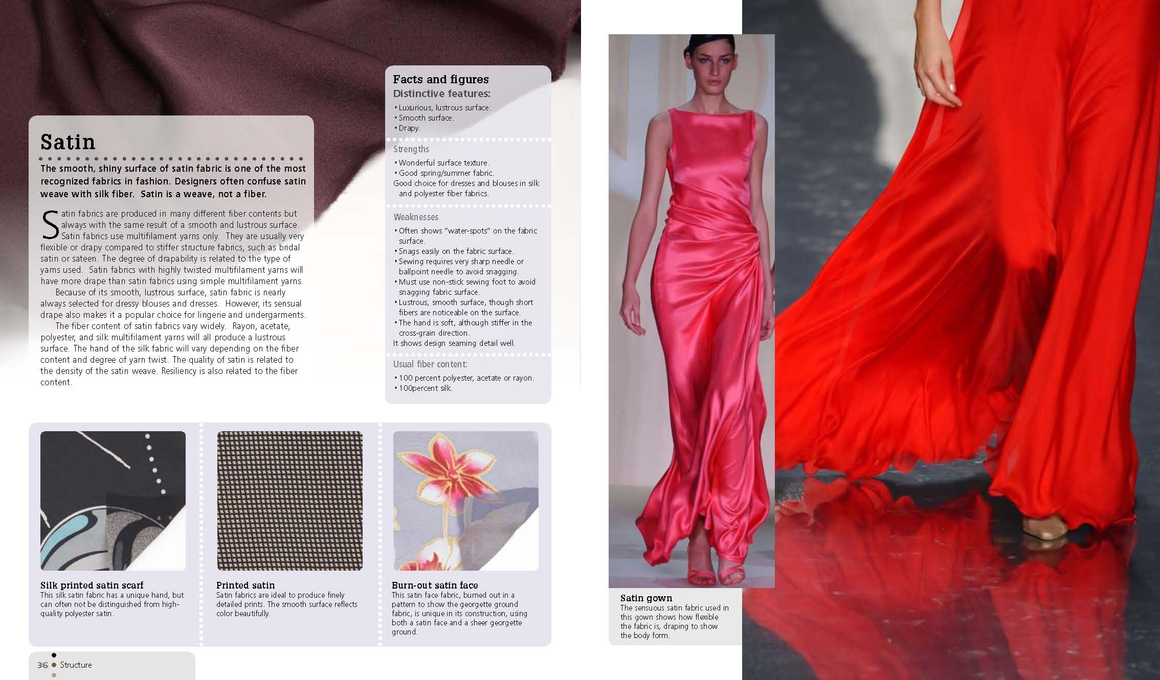 Fabric For Clothing Designers | The Fashion Designer S Textile Directory A Guide To Fabrics