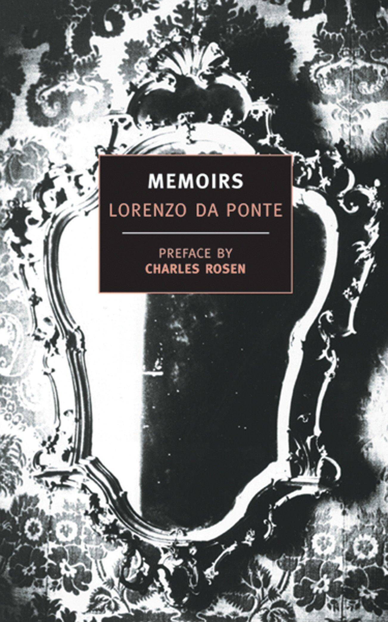 Download Memoirs of Lorenzo Da Ponte (New York Review Books Classics) pdf