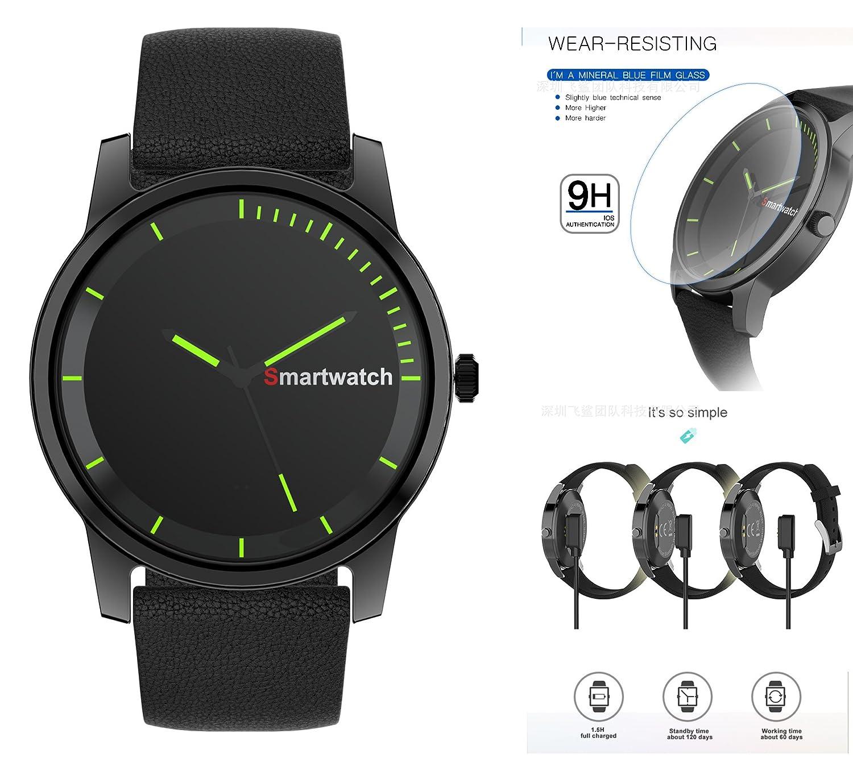 Amazon.com: Bluetooth Smart Watch N20 IP68 GPS Running Watch ...