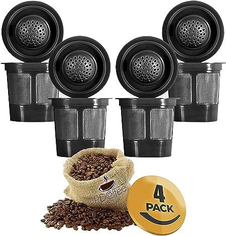 Amazon.com: K tazas reutilizables para Keurig 2.0 & 1.0 ...