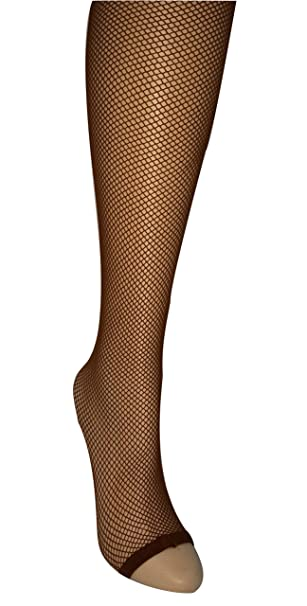 0051eb39117 Amazon.com  Open Toe Fishnet Tight.  Clothing
