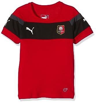 Puma Srfc Training-Sudadera para Hombre, Color Rojo/Negro FR: 6 años (Talla) 116: Amazon.es: Deportes y aire libre