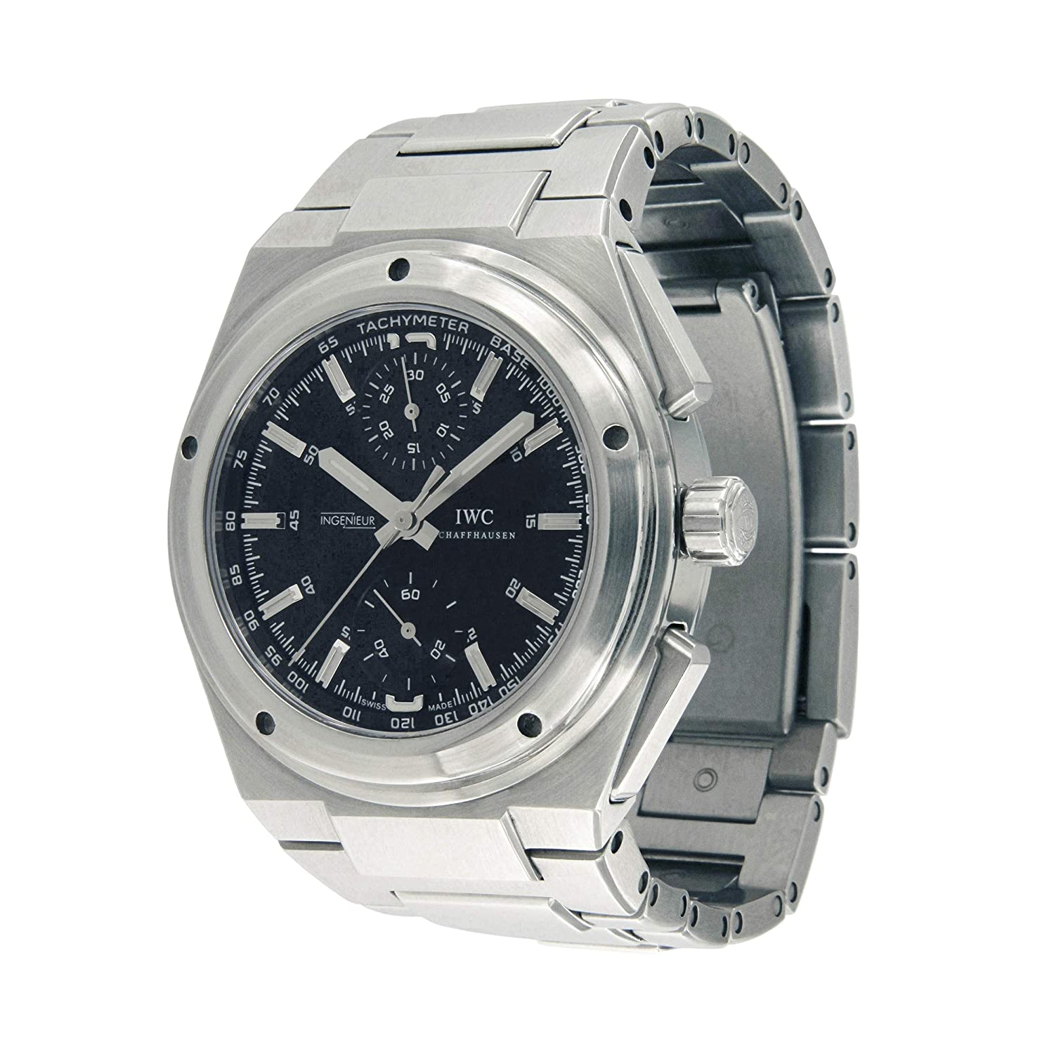 promo code c3a15 d4e6b Amazon.com: IWC Ingenieur Swiss-Automatic Male Watch ...