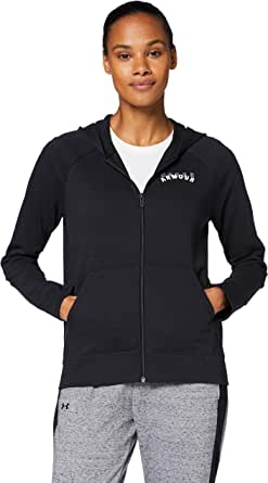 Under Armour Women's Ua Rival Terry Full Zip - Sudadera Deportiva para Mujer