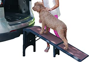 Pet Gear Extra Wide Free-Standing Ramp