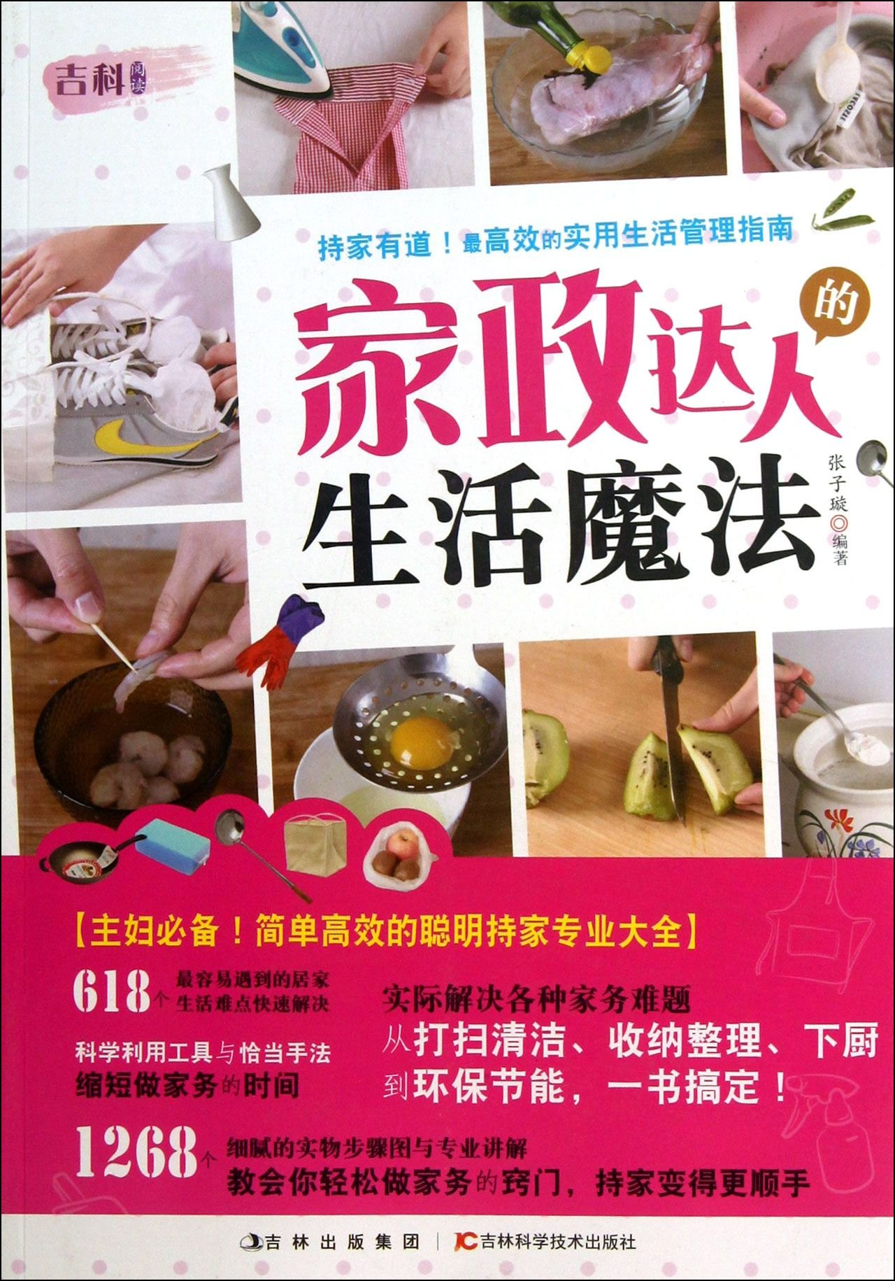 Life Magics of Homemaking Talents (Chinese Edition) ebook