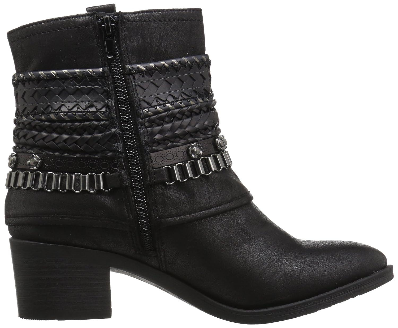 Carlos by Carlos Santana B06XJ6WZ71 Women's Cole Ankle Boot B06XJ6WZ71 Santana 8 M M US|Black 98c5ae
