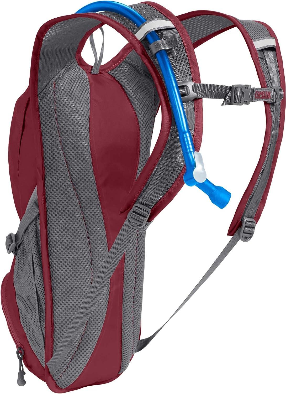 Womens Aurora Bike Hydration Pack 85 oz Pomegranate//Graphite