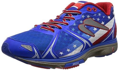 Newton USA Hadas II Zapatillas de Running Special Edition Azul Size: 42.5 EU: Amazon.es: Zapatos y complementos