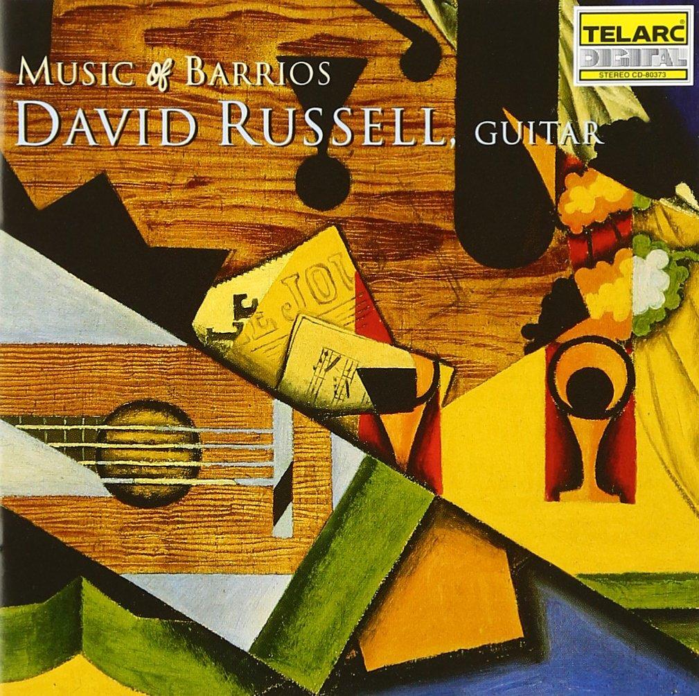 The Music Of Agustin Barrios Mangore