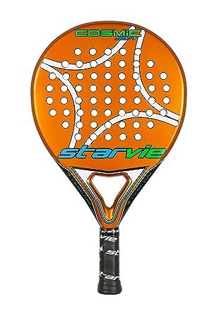 StarVie Cosmic Soft Pala de pádel, Unisex Adulto, Naranja Metalizado, 360 Gramos: Amazon.es: Deportes y aire libre