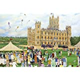 Gibsons Highclere Castle Jigsaw Puzzle 500 Pieces