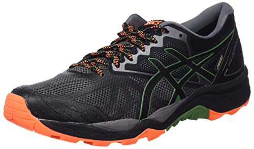 online retailer e1d30 07a28 ASICS Men s Gel-Fujitrabuco 6 G-tx Running Shoes, Grey (Carbon
