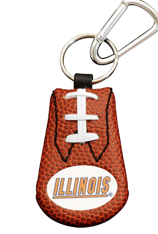 NCAA Illinois B002R56TD8 IlliniクラシックFootballキーチェーン NCAA B002R56TD8, ラーメンもりしげ:836aafe1 --- m2cweb.com