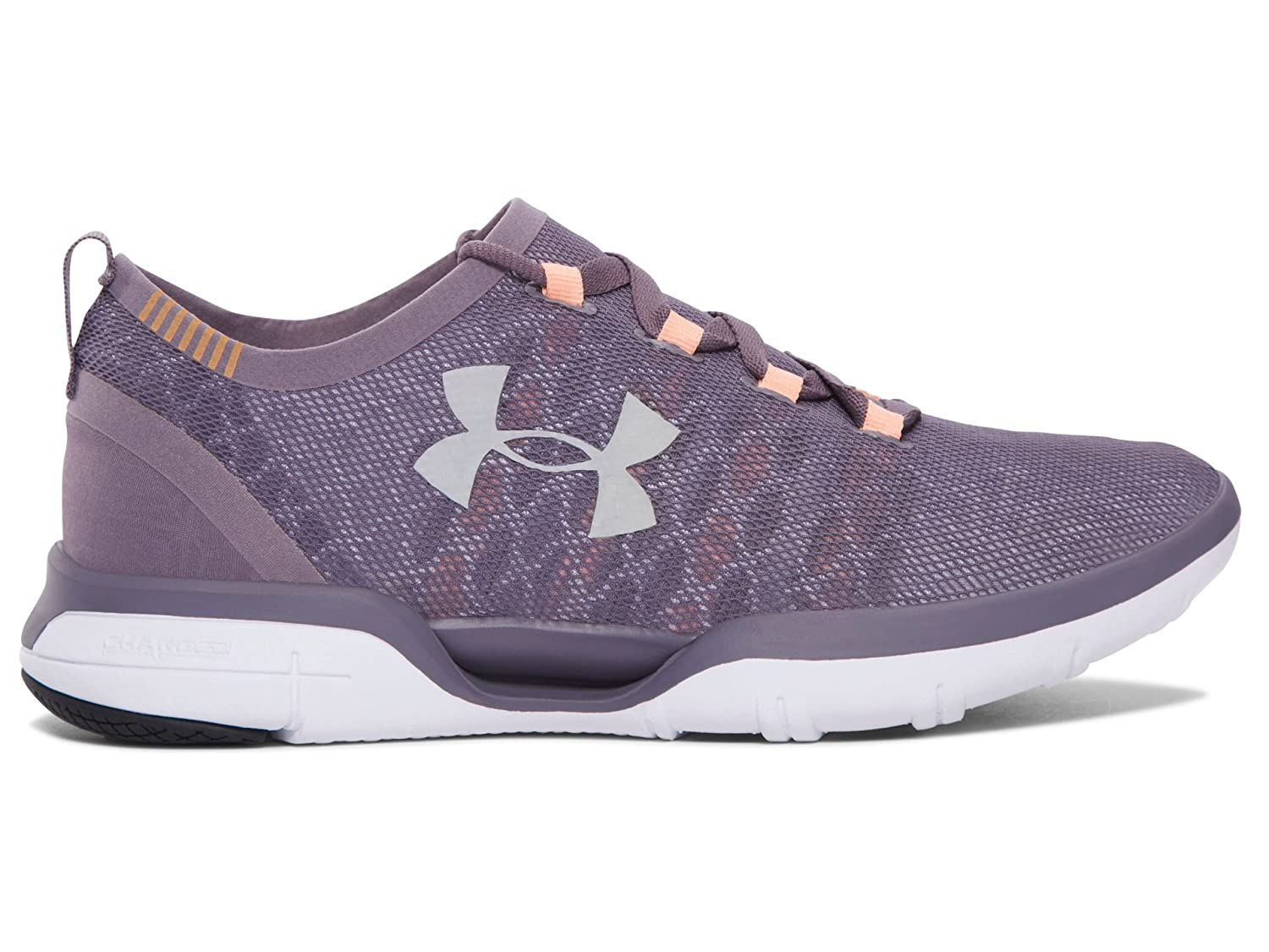 Under Armour Women's Charged CoolSwitch Running Shoe B01GQKFMKA 9 B(M) US|Purple