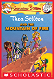 Thea Stilton and the Mountain of Fire (Thea Stilton Graphic Novels Book 2)