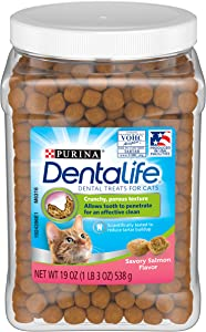 Purina DentaLife Adult Dental Cat Treats
