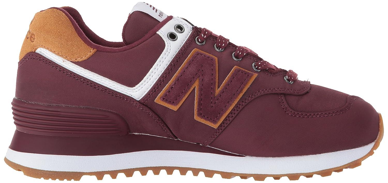 New Balance Women's 574v2 Sneaker B075R7N46R 8 B(M) US|Burgundy